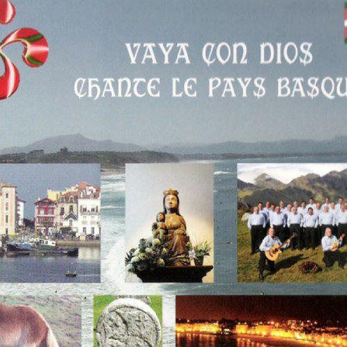 Vaya Con Dios Chante le Pays Basque