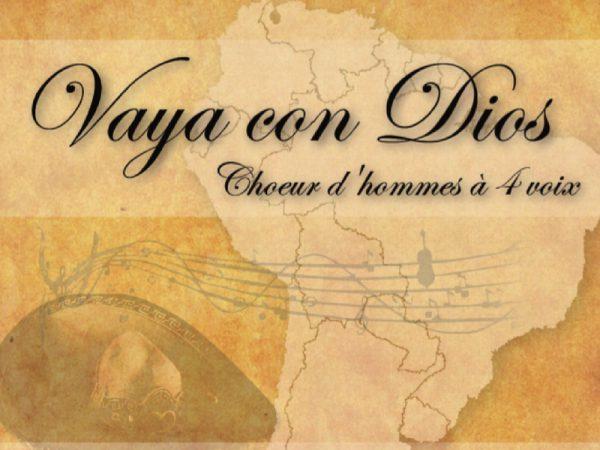 pochette vaya con dios espagnol